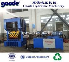 400Tons Manual Metal Sheet Cutting Machine