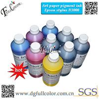 Online Factory Direct Sales EPS0N R3000 Art Paper Pigment Ink