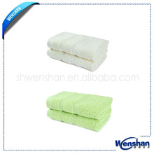 Wenshan factory direct china cotton terry bath towel set