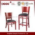 Utiliza dg-w0094 comercial de madera sillas restaurante utilizados para la venta