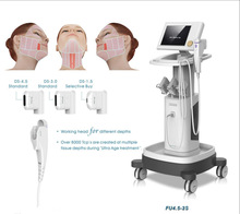 NEW ARRIVAL!!! FU4.5-2S High Intensity Focused Ultrasound HIFU Lifting (first manufacturer)