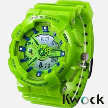 2014 Multifunction Man Sport Waterproof Watch S Shock Watch Analog Digital Wrist Watch