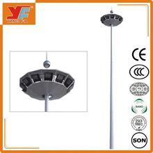 High qulaity with pole high mast light basketball court lights