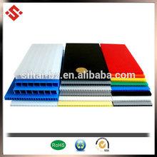 2015 e flute corrugated board, pp fluted board