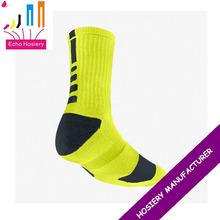 custom wholesale OEM elite socks, sport socks, basketball socks