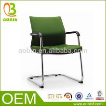 Korean green fashion meeting chair