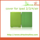 shenzhen factory price stand leather case for ipad ,case for ipad mini smart cover,