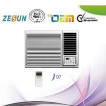 High EER Energy Saving Solar Powered 220-240V/50HZ R410A Window Type Air Conditioner