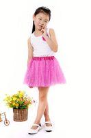 Popular Custom Girls Sexy Short Mini Skirt