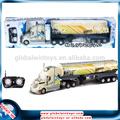 Qy0203d 1:32 6ch tanque do rc crianças brinquedos cartoon caminhão carro com música e luz