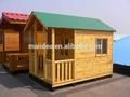 Économique nouveau type préfabriqué cabane chine fait - huttes beau préfabriquée huttes