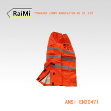 High visibility trousers reflective safety pants reflective work pants