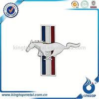 custom volvo emblem