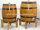 3 liter or 5 liter wooden wine barrels stainless steel for beer Whiskey liquor