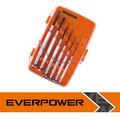 Caliente venta Mobile herramientas de reparación, Mejor reloj de herramientas, 6 unid destornilladores de precisión