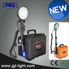 2000Lm 24W Handheld styled carry Tsunami case Model RLS-24W portable lighting tower generator
