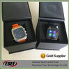 1.54 inch touch screen IP65 waterproof 3G watch phone android dual sim