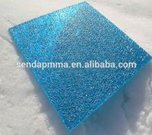transparent glass acrylic sheet white board for basketball board