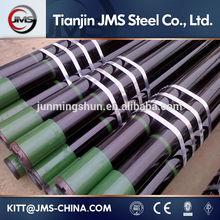 ASTM A53 Gr.B asme b36.10 carbon steel seamless pipe api 5l gr.b manufacture