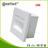 Plastic LED step light