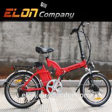 New Folding Electric Bike Mini Pocket Bike (E-TDH039XP)