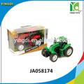 سيارة كهربائية الاحتكاك هندسة السيارات لعبة المزرعة جرار نموذج جرافة، ja058174