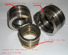 high performance welded metal bellow seal HF680-40 thermoking shaft seal