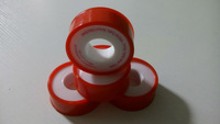 """1/2"""" PTFE thread sealing expanded ptfe joint sealant tape for pipe fitting"""