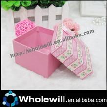 Custom Cardboard Git Packaging Sweet Box