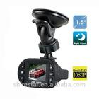 New Car Camera 1.5'' HD car black box c600 with 120 degree Wide Angle car camera recorder