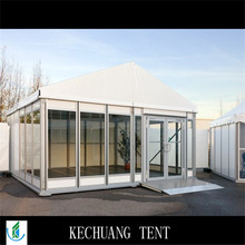 new brand outdoor show tent and transparent wall ABS wall
