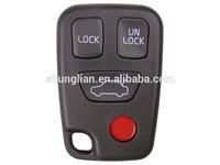OkeyTech volvo car key for Volvo 3+1 button remote key cover for Volvo key cover