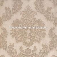 embossed design vinyl wallpaper for living room and ktv walls
