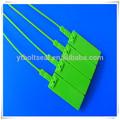 de carga de seguridad dispositivo de sello de plástico