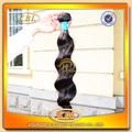 Cabello brasilero precio al por mayor y alta calidad 5A, extensiones de cabello de doble capa colorida