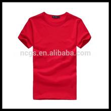 Cheap t shirts custom mens o-neck plain cotton men's t shirts