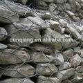 Atacado pvc revestido gabião gaiola / galvanizado gabião caixa / galfan gabião mesh