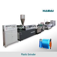 High output 0.13mm-0.30mm plastic filament extruder