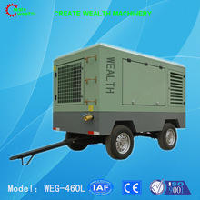 Electric Portable Screw Air Compressor