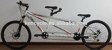 26 inch Alloy frame V brake adult Tandem bike SY-TD2613
