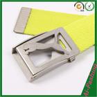 custom elastic belt pin buckle braided belt, unisex cotton webbing belt,handmade fabric belts