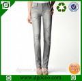 a vita alta distruttore Western le ragazze e le donne signore top design oem service immagini denim di jeans per le donne