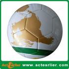 pvc leather machine sewn footballs soccer balls
