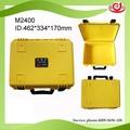 m2400 tranchelard personnalisés en plastique dur de cas étui en plastique avec poignée