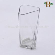 The special designed glass vase,clear glass vase,glass jar