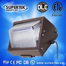 DLC ETL UL Die casting housing IP54 Outdoor Led Wall Pack Light