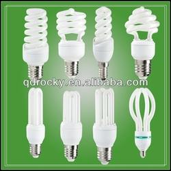 2014 factory price 26w 30w 36w spiral energy saving light bulbs