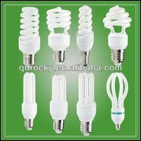 2015 factory price 26w 30w 36w spiral energy saving light bulbs
