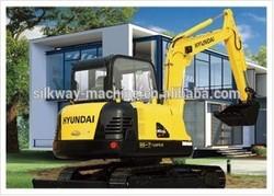 Cheap Price Hyundai 5.5t Excavator R55-7S