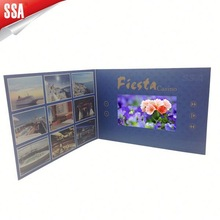 SSA promotion 2014 christmas day sexy video greeting card